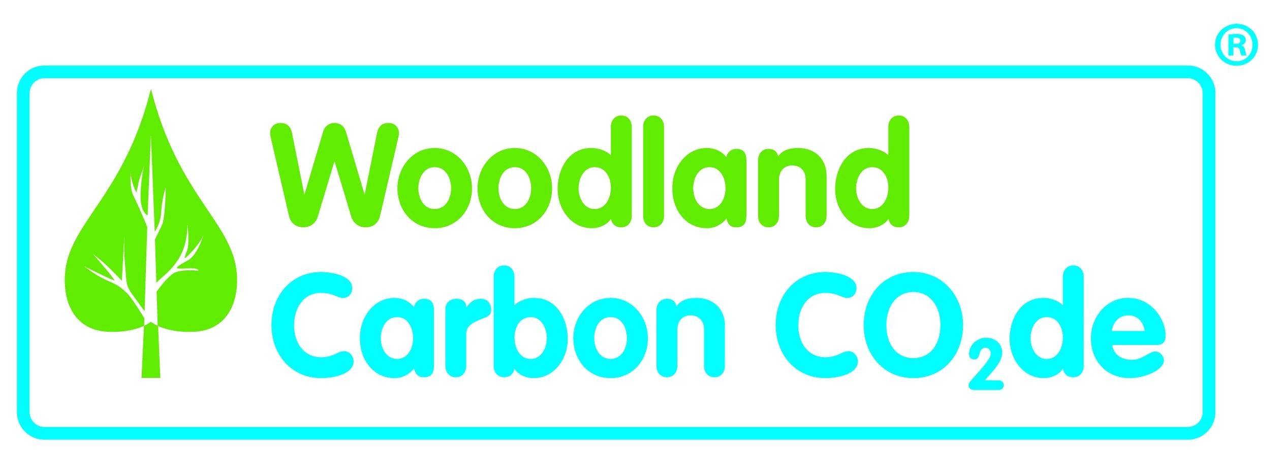Woodland Carbon Code Logo